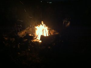 Fall Campfire and Astronomy @ Lehigh Gap Nature Center (Osprey House)